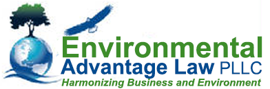 Logo, Environmental Advantage Law PLLC